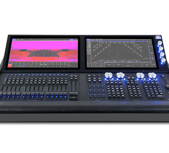 chamsys console